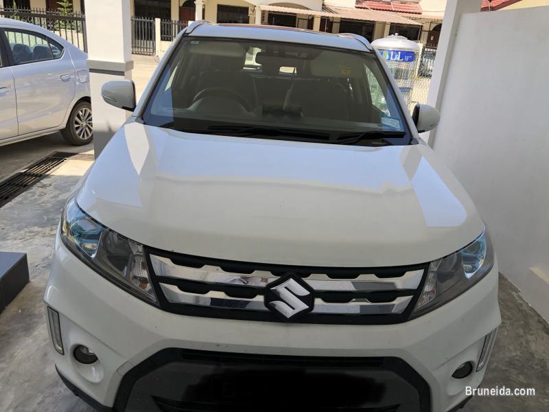 Suzuki Vitara 4WD