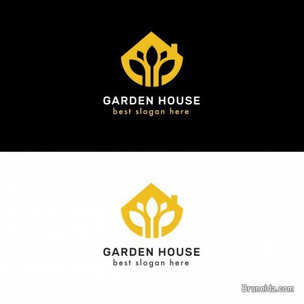 i will design a minimalist logo in Brunei Muara