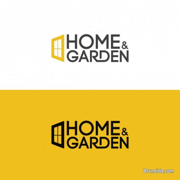i will design a minimalist logo in Brunei