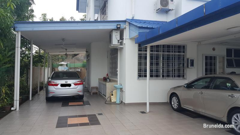 Corner Terrace House in Subok For Sale in Brunei