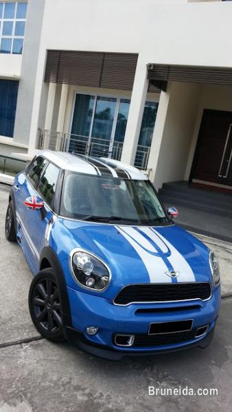 Pictures of MINI COOPER COUNTRYMAN `S `