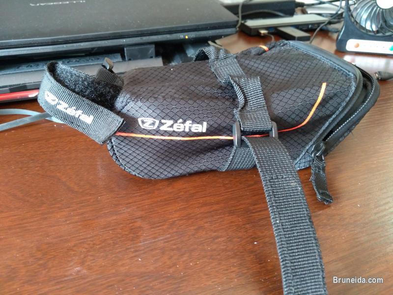 Zefal rear Bike pouch (M)