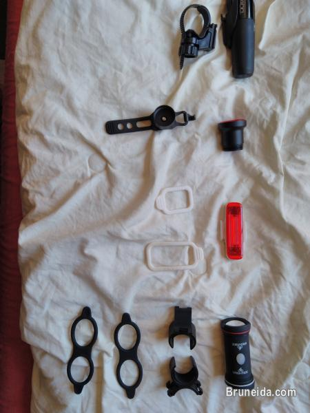 Picture of Bundle Bicycle lights for sale