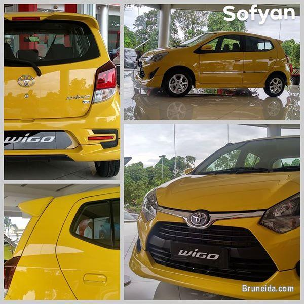 Pictures of Toyota Wigo Bodykit Approved By JPD