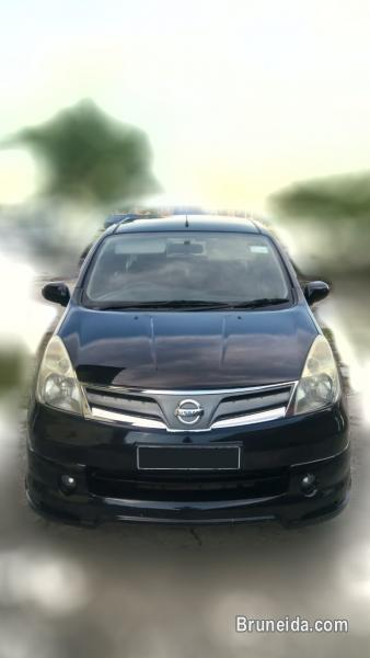 Picture of Nissan Grand Livina For Sale in Brunei