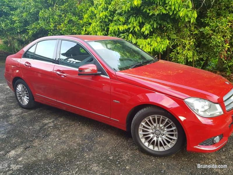 Picture of 2011 Mercedes C180 auto Elegance model for sale