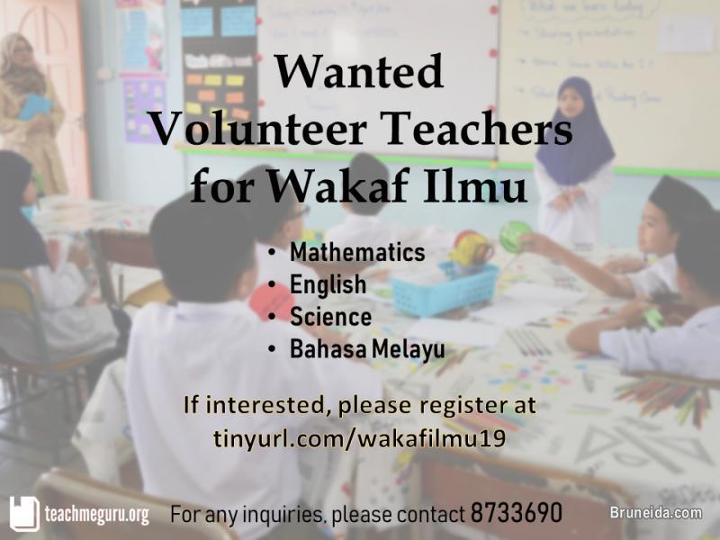 Picture of Volunteer Community Teacher