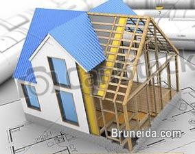Pictures of Membina/Pengubahsuaian Rumah(Bank/Gov loan) 8894718