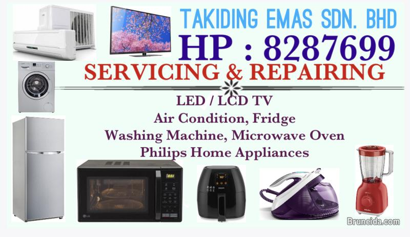 Picture of Repair LED TV, LCD TV, AMPLIFIRE, MICROWAVE OVEN,