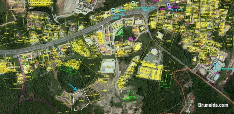 2. 953 acre Land for Sale @ Kampong Beribi