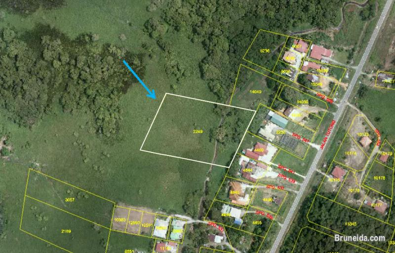 Picture of 3. 42 acre Land for Sale @ Kampong Kupang, Mukim Keriam
