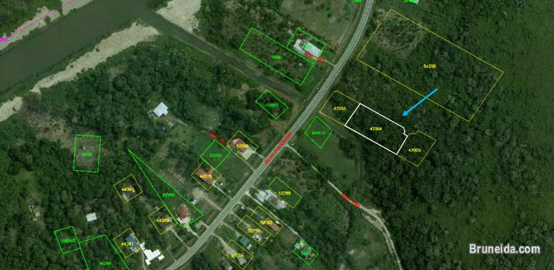 0. 4315 acre Land for Sale @ Kampong Limau Manis