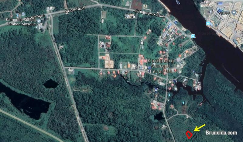 0. 211 acre Land for Sale @ Kampong Sungai Teraban, Kuala Belait - image 3