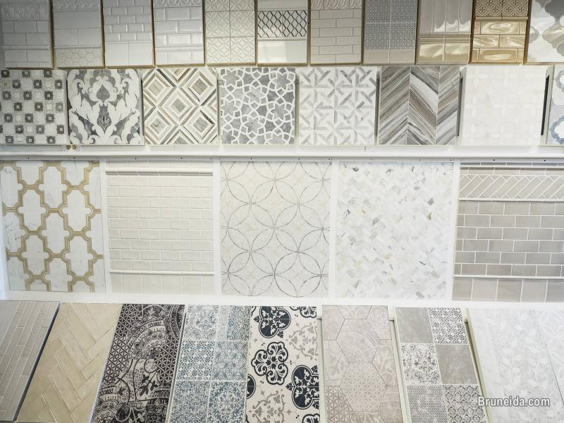 Ceramic tiles and natural stones in Brunei
