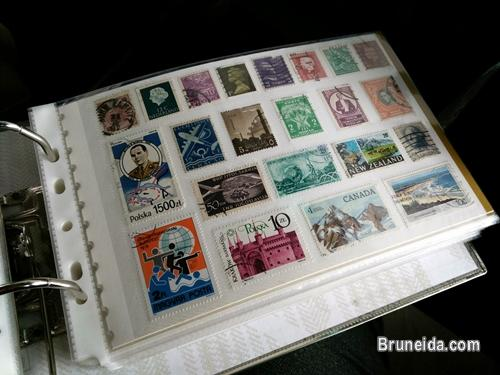 Picture of Stamps collection
