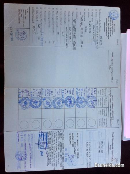 ford fiesta 1. 6 for sale $4500 in Brunei