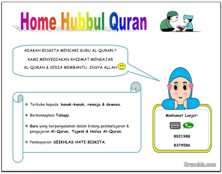 Pictures of Home Hubbul Quran