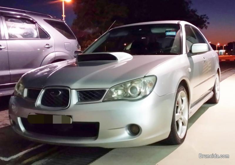 Picture of SUBARU V9 1. 5 AUTO 4wd 2008