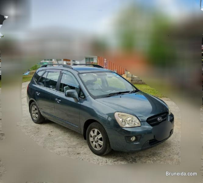 Kia Carens 2. 0 DIesel (For Sale) in Belait