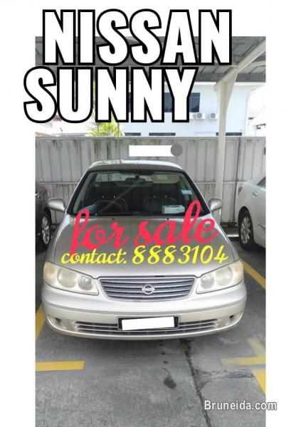 Picture of Nissan Sunny Auto for Sale