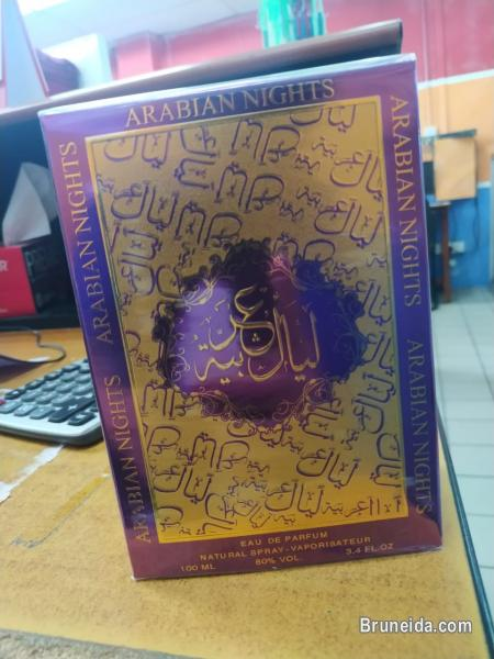 Picture of New Perfume Arrival - Arabian Night in Belait