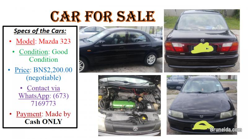 Picture of Car For Sale (MAZDA)