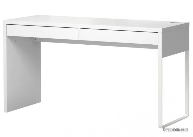 Picture of White IKEA Desk with draws
