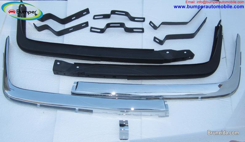Picture of Mercedes W107 bumpers models R107, 280SL, 380SL, 450SL