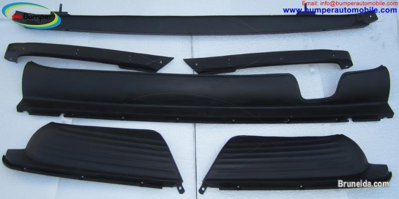 Mercedes W107 bumpers models R107, 280SL, 380SL, 450SL