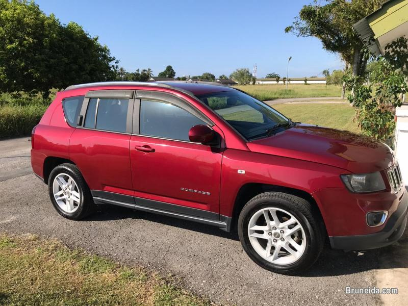 Picture of JEEP COMPASS (LIMITED 2014 MODEL)