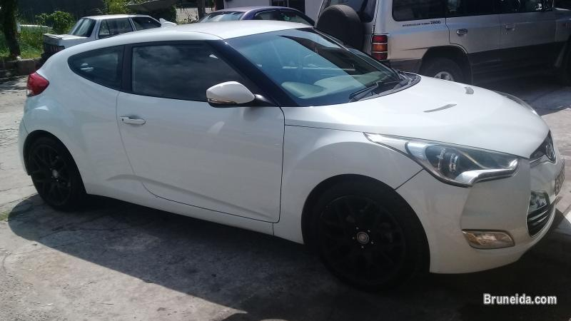 Picture of Hyundai Veloster 1. 6 HatchBack (A) For Sale