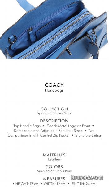 Authentic COACH Handbag in Brunei Muara