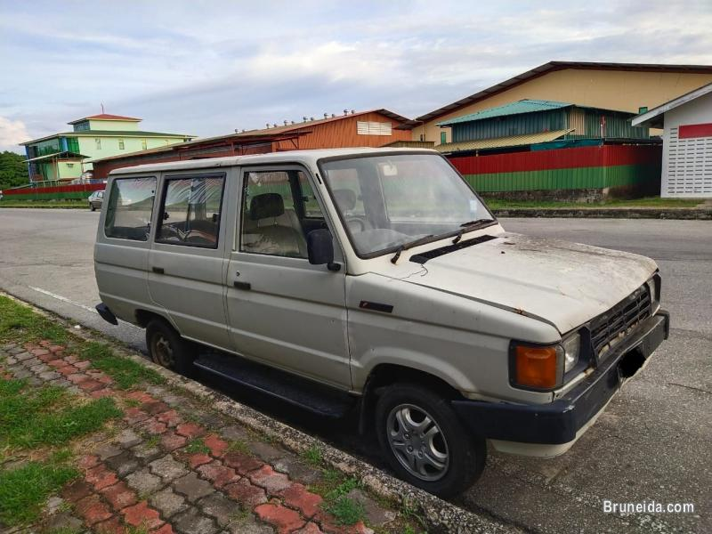 Picture of TOYOTA SUPER KIJANG STD (M)