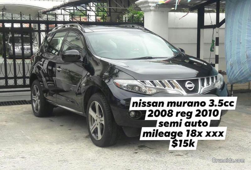 SOLD NISSAN MURANO 3. 5 in Brunei