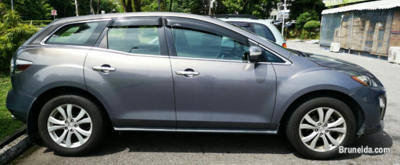 Pictures of MAZDA CX7