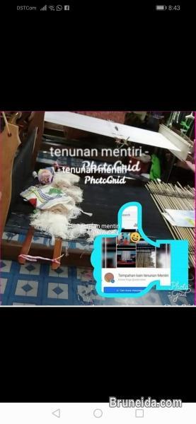 Pictures of Jualan kain tenunan Brunei baru