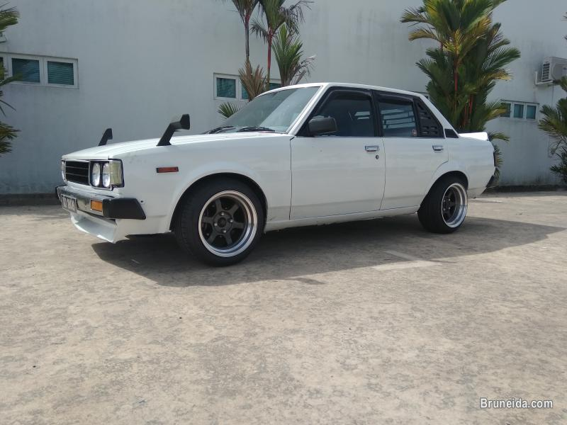 Picture of Toyota Corolla KE70