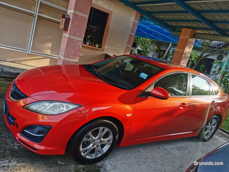 Pictures of Car Rental in Brunei - 2011 MAZDA 6 - Automatic