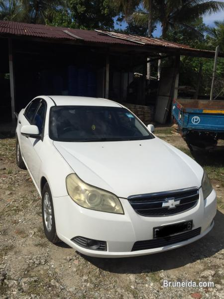 Pictures of 2010 Chevrolet Epica Auto - For Urgent Sell