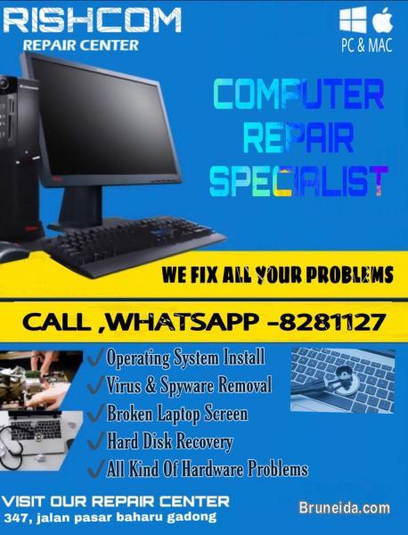 laptops and pc repair