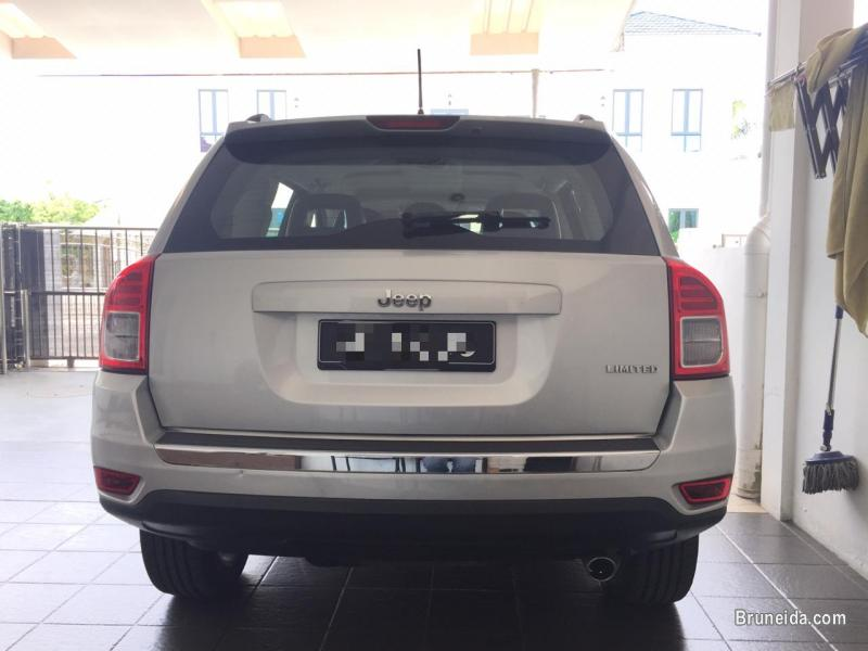 Picture of Jeep Compass limited for sale