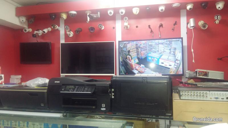 CCTV , POS RETAIL SYSTEM, (FOR RESTAURANTS AND MINIMART AND. OTHE