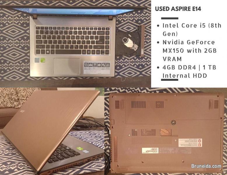 Picture of Used-Aspire E5-476G (Aspire E-14) for sale!