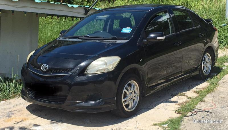 Picture of Toyota vios model 2007 high spec manual