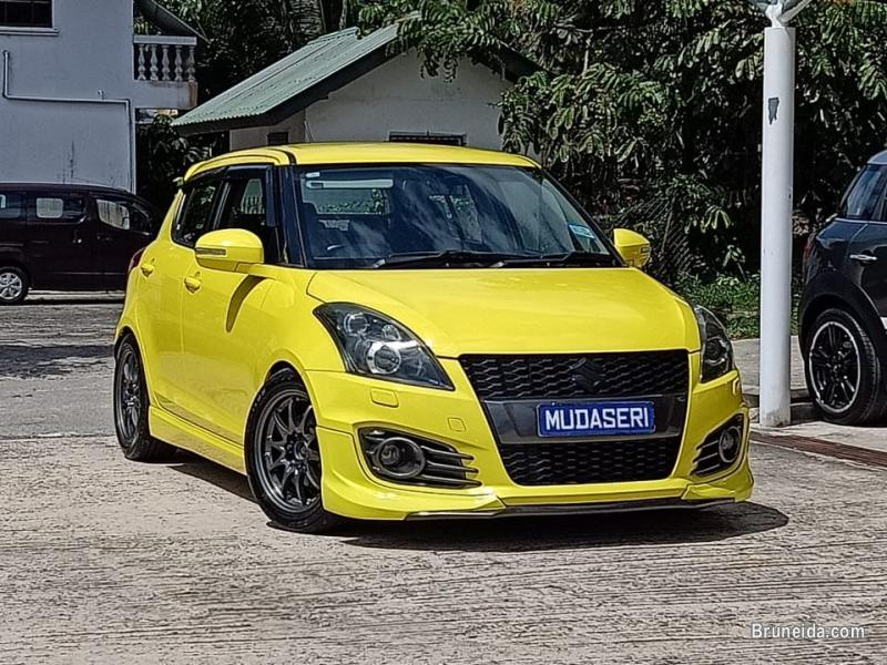 Pictures of SUZUKI SWIFT SPORT (MANUAL)