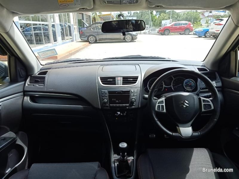 Picture of SUZUKI SWIFT SPORT (MANUAL) in Brunei Muara