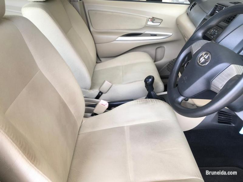 2014 Toyota Avanza 1. 3 MPV (Manual) - Petrol in Brunei
