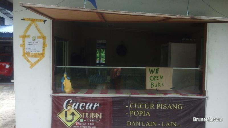 Picture of CUCUR U TURN!! BUKA HARI ISNIN SAMPAI JUMMAAT BUKA 3. 00 PETANG!!
