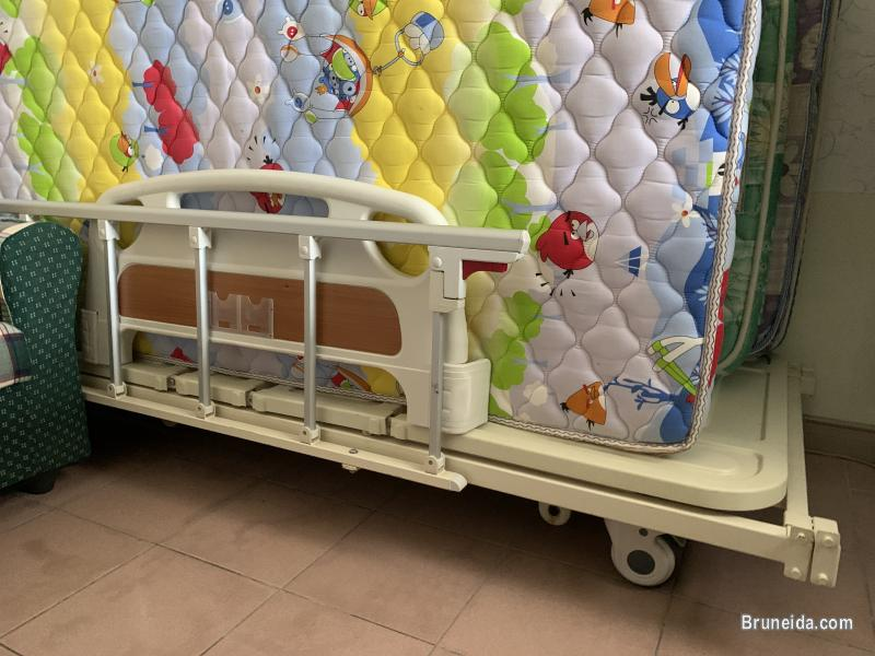 Picture of Hospital bed for sale with remote