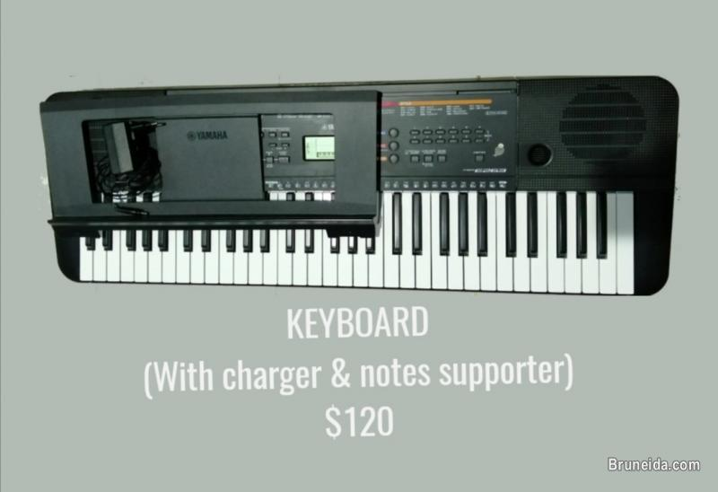 Picture of YAMAHA E263 KEYBOARD